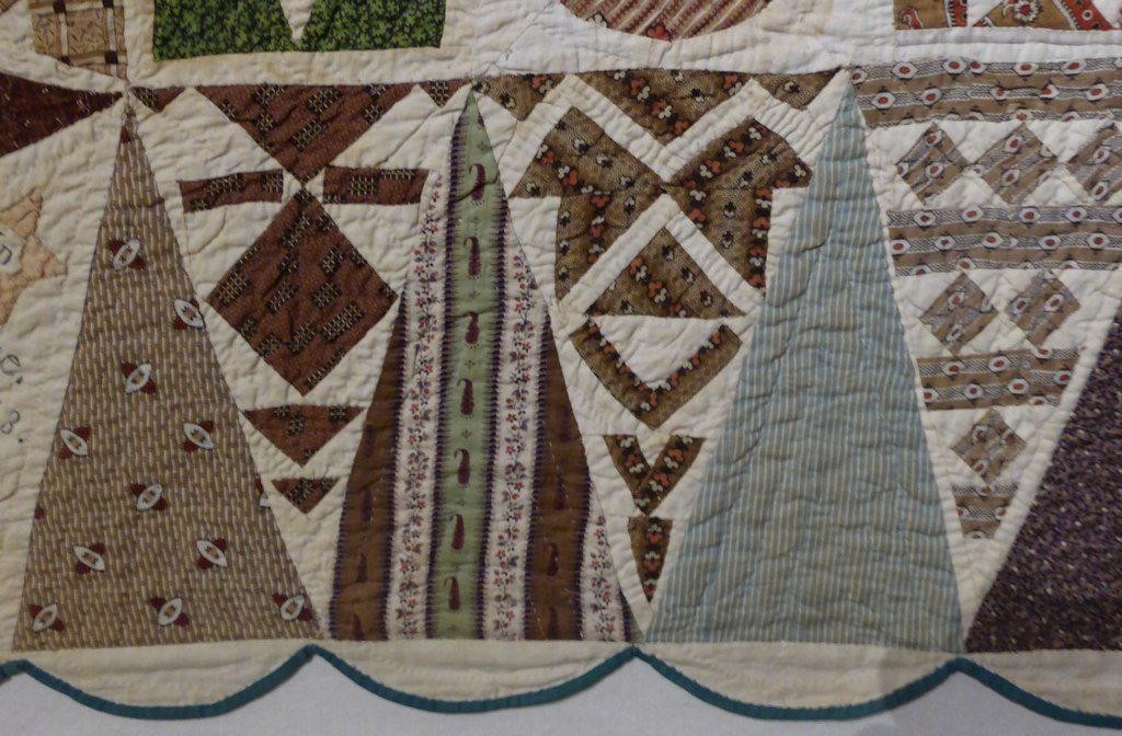 10 - Sampler Quilt de Jane Stickle extrait